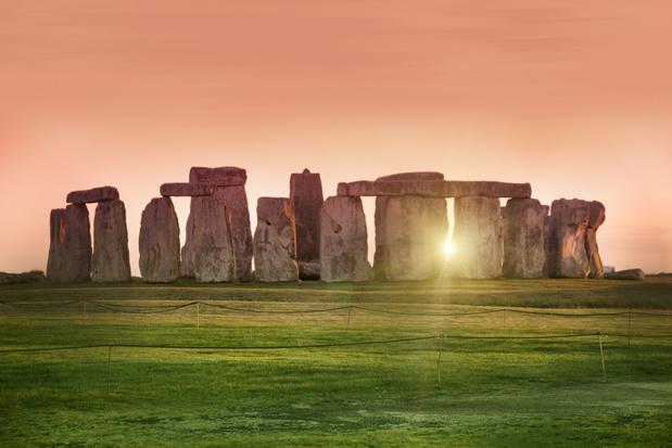 Zomerwende in Stonehenge dit jaar live online te volgen