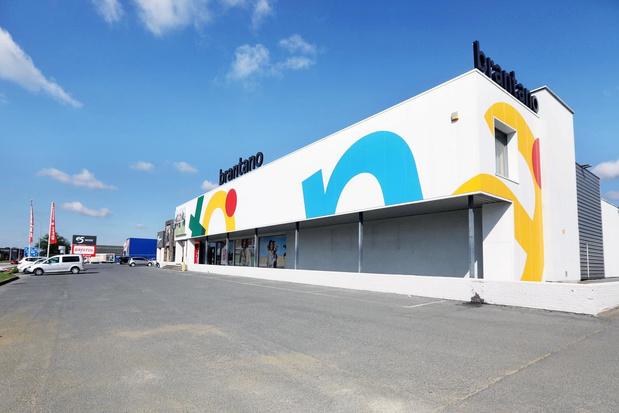 Brantano-winkel in Torhout gaat deze week niet meer open