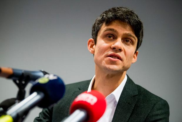 Mediaminister Benjamin Dalle (CD&V): 'Heb VRT-rapport van bemiddelaar ook niet gevraagd'