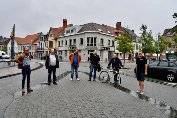 Centrum van Marke wordt op zondag 16 augustus een fietsparadijs tijdens Fietsding