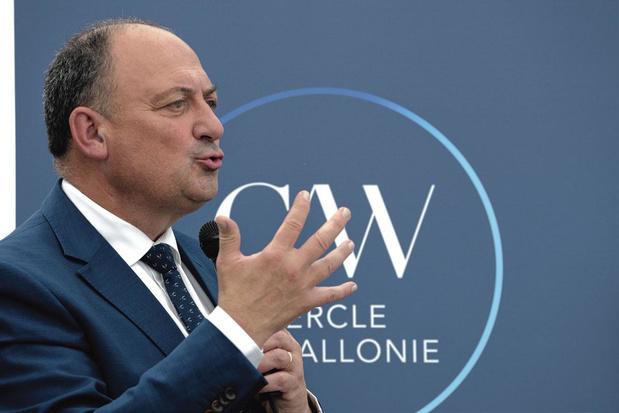 Willy Borsus au Cercle de Wallonie