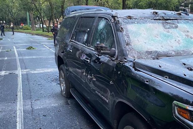 Aanvalswapen van Belgische makelij gebruikt bij aanslag tegen politiechef Mexico-Stad