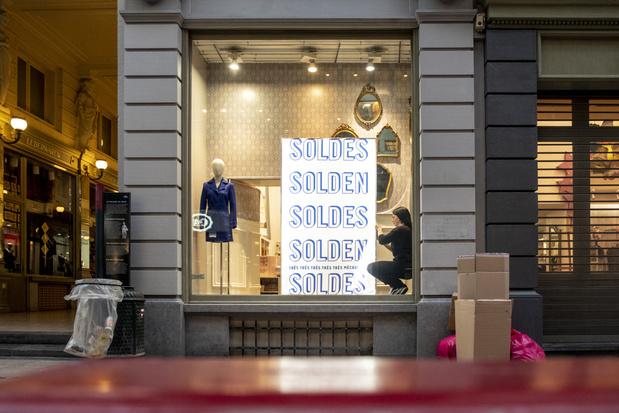 Modehandelaars verkochten dit winterseizoen veel minder
