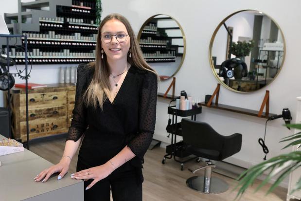 Noortje Vanneste start nieuwe zaak Hair and Beauty Callista