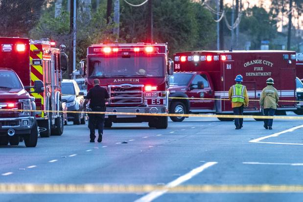 Verschillende doden bij een schietpartij in Californië