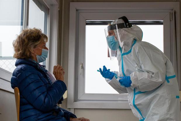 Werk en school blijken grootste gekende besmettingsbron in Zuid-West-Vlaanderen