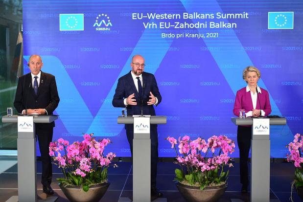 Zes landen van de Westelijke Balkan blijven voorlopig in de wachtkamer van de EU zitten