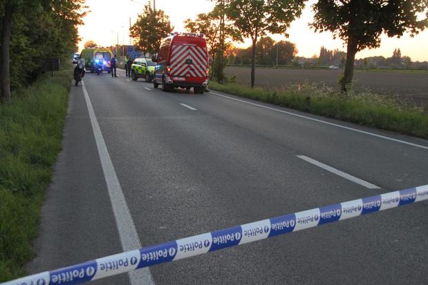 Fietser overleden na ongeval met vluchtmisdrijf in Wielsbeke
