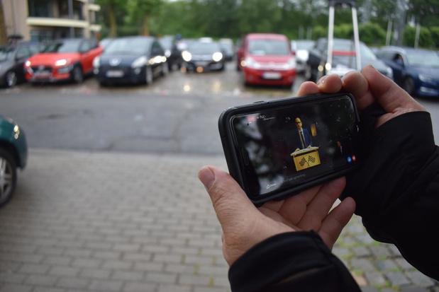 Heilige Familie Ieper proclameert coronaproof met drive-in