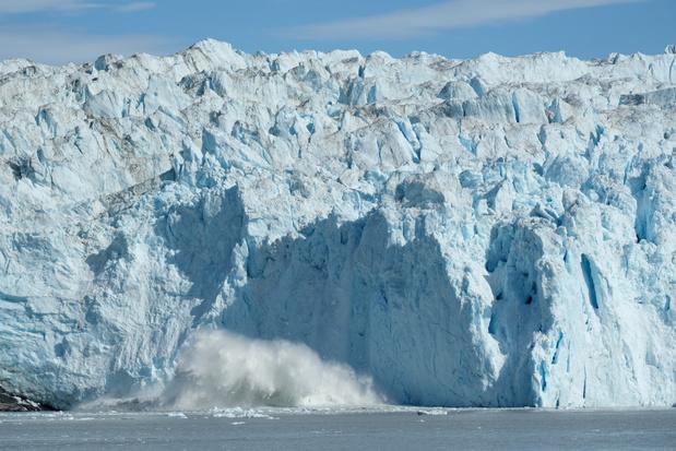 Gletsjers komen vaker plotseling los door opwarmend klimaat