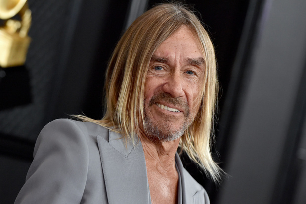 Iggy Pop brengt coronanummer 'Dirty Little Virus' uit