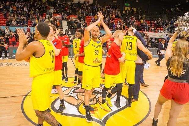 Basketmatch Tenerife-Oostende gaat volgende week niet door