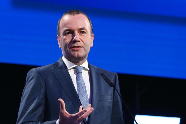 Manfred Weber past voor voorzitterschap Europees Parlement en wil EVP-voorzitter worden