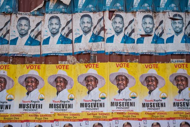 Populaire zanger probeert in Oeganda einde te maken aan 35 jaar durende heerschappij van Museveni