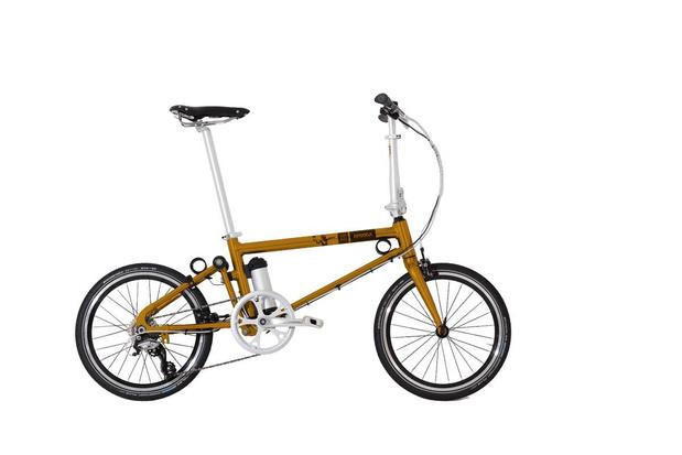Pendelen op pedalen