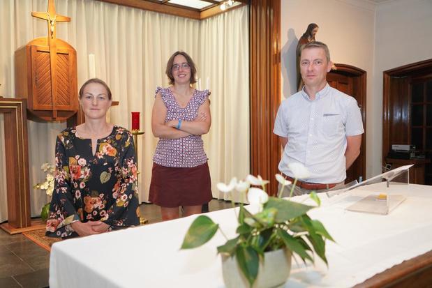 Katrien Allaert en Isabelle Bruneel versterken Paandersteam