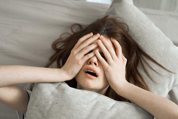 'Kan een lichaam vergeten hoe het moet slapen?'