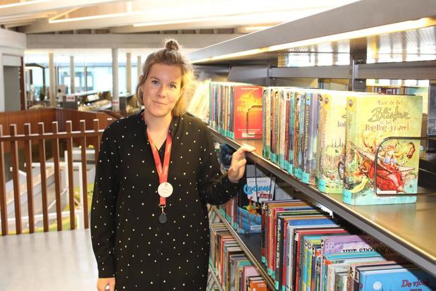 """Ruth Soens is nieuwe stadsbibliothecaris: """"De moderne bibliotheek is één grote beleving"""""""