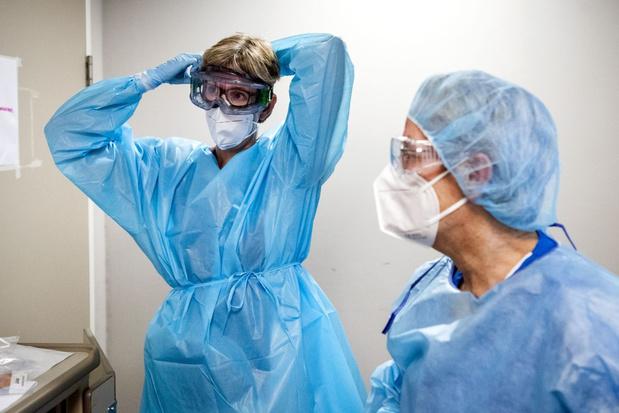 Federale regering maakt 200 miljoen vrij voor extra compensatie aan zorgpersoneel