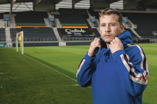 Andrew Hjulsager (KV Oostende): 'Ik weet dat ik een belangrijke speler ben'
