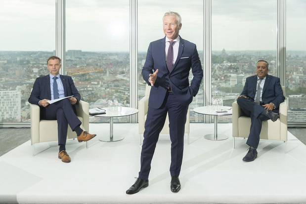 "Marc Raisière (CEO de Belfius): ""Le rebond sera graduel mais fort"""