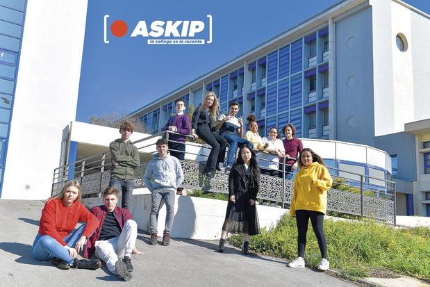 [À la télé ce soir] ASKIP, le collège se la raconte