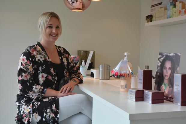Sara Couckuijt opent schoonheidsinstituut SenSara
