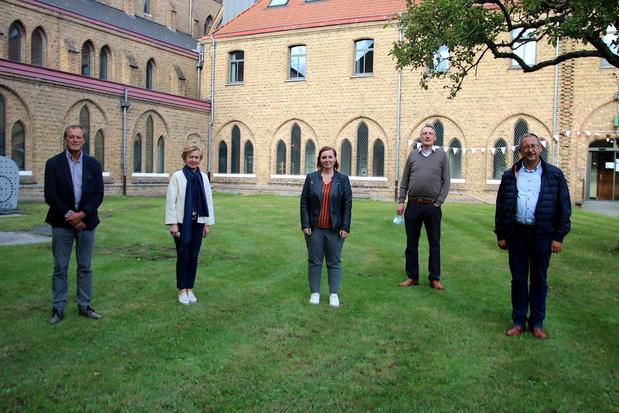 Uitbreiding bibliotheek en stedelijke academie een stap dichterbij in Diksmuide