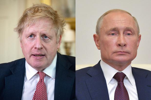Rusland breidt sancties tegen Britten uit