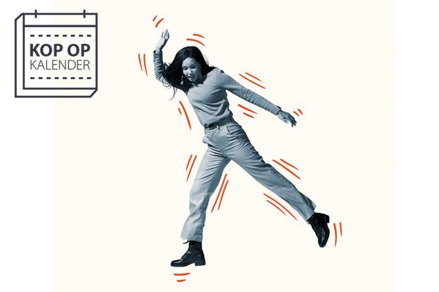 Tip tegen de coronadip: dansen in je woonkamer
