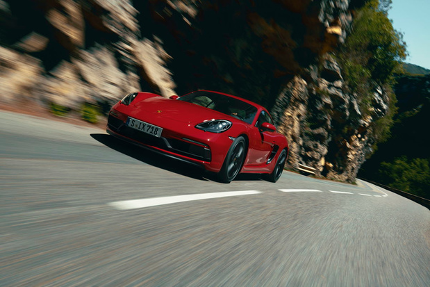 Porsche Cayman krijgt opnieuw zescilinder