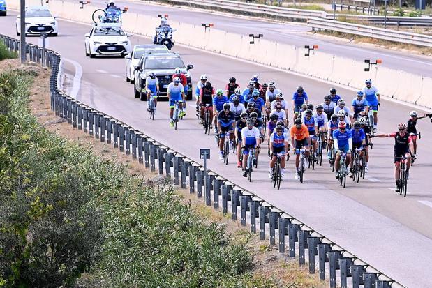 Dagboek uit de Giro - dag 8: over waaiers en olijven
