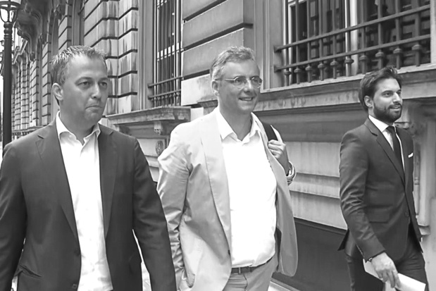 Coens, Lachaert en Bouchez hebben startnota klaar (maar kunnen wantrouwen niet wegnemen)