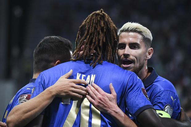 Italië dikt wereldrecord aan (maar is nog niet zeker van WK-kwalificatie)