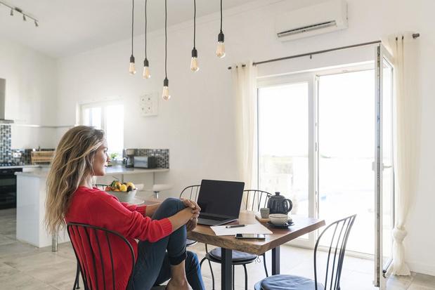 Nek- en rugklachten voorkomen in je thuiskantoor