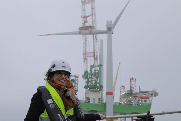 Grootste windpark in Noordzee klaar voor gebruik