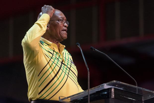 Zuid-Afrikaanse oud-president Jacob Zuma moet getuigen voor anticorruptiecommissie