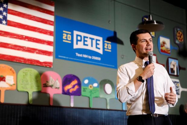 Pete Buttigieg (voorlopige) winnaar van Democratische voorverkiezingen in Iowa