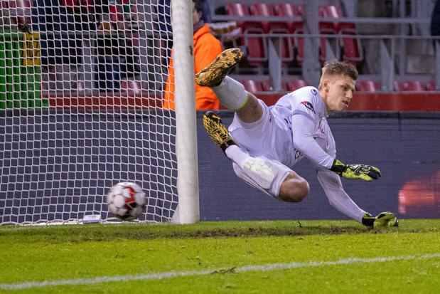 Jean Butez vastberaden over transfer: 'Waar ik ook ga, het is om er de nummer 1 te zijn'