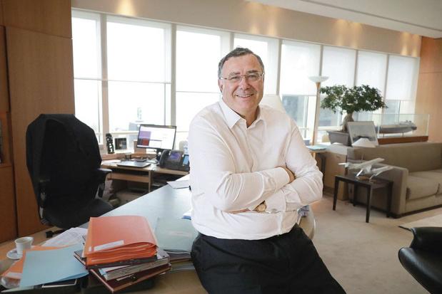 """Patrick Pouyanné, CEO de Total : """"Pour moi, le véritable virage se passe à l'Onu, en 2019"""""""