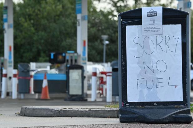 Brits leger aan zet na tekort aan vrachtwagenchauffeurs