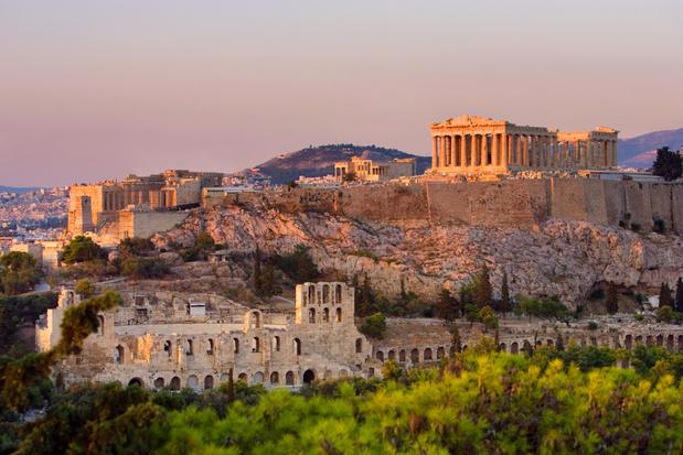 Griekenland heropent archeologische sites op 18 mei, musea volgen op 15 juni
