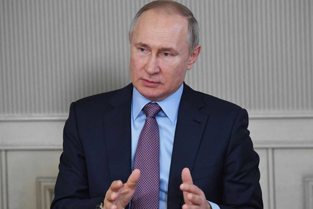 Poetin kan nu officieel aanblijven tot 2036