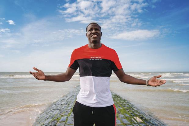 Makhtar Gueye (KV Oostende): 'Ik ga met alle verdedigers de strijd aan'