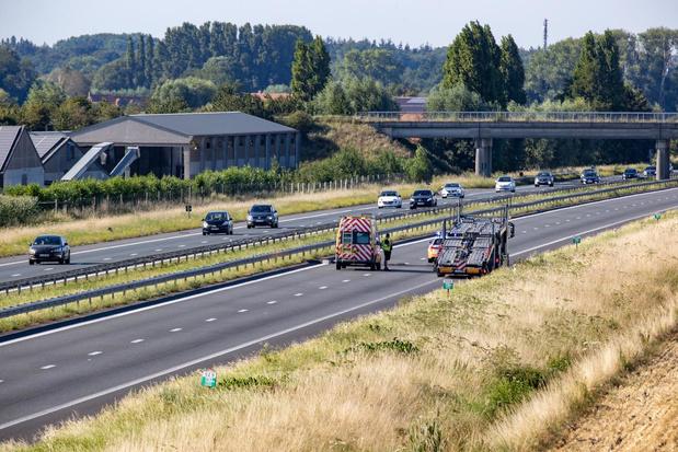E403 tussen Ledegem en Roeselare wordt in 2021 helemaal vernieuwd