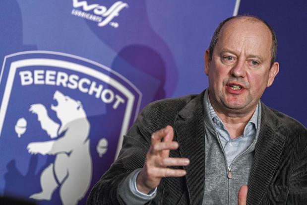 Francis Vrancken (Beerschot): 'Heimwee naar de periode onder Losada heb ik niet'