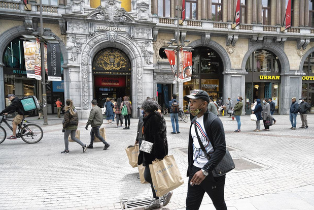 Provincie Antwerpen neemt extra coronamaatregelen: vier weken lang bubbels van tien personen