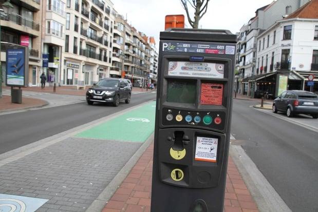 Knokke-Heist verlengt gratis parkeren tot 19 april