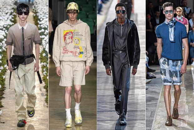 Van nostalgie tot nerdy chic: dit zijn de trends in de nieuwe mannencollecties