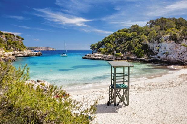 Jamais loin d'une plage à Majorque!